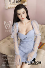 Load image into Gallery viewer, WM Doll Danah: 165CM 5FT5 D-Cup Silicone Head Sex Doll