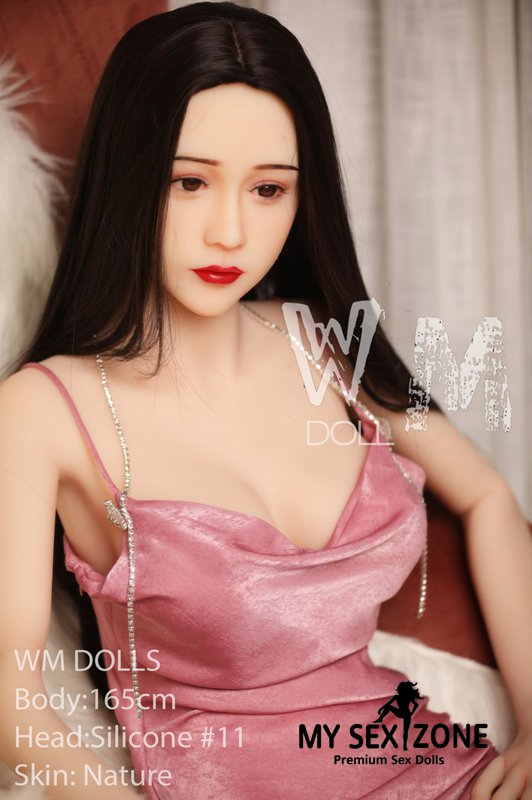 WM Doll Danah: 165CM 5FT5 D-Cup Silicone Head Sex Doll