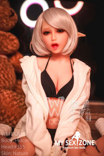 WM Doll Eartha: 140CM 4FT7 D-Cup Small Anime Sex Doll