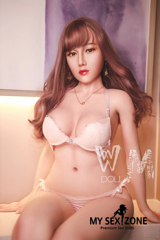 WM Doll Edeva: 165CM 5FT5 D-Cup Silicone Sex Doll
