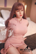 Load image into Gallery viewer, WM Doll Edeva: 165CM 5FT5 D-Cup Silicone Sex Doll