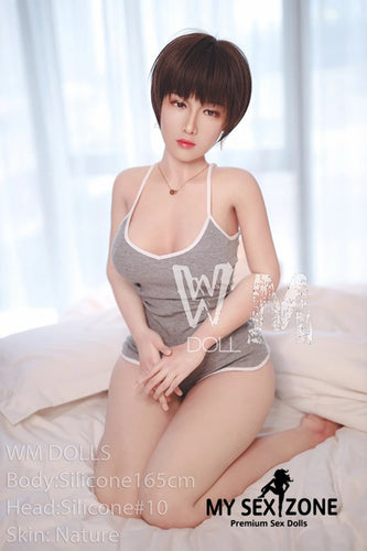 WM Doll Elina: 165CM 5FT5 D-Cup Silicone Sex Doll