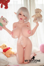 Load image into Gallery viewer, WM Doll Elsa: 148CM 4FT10 Likable Anime Sex Doll