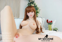 Load image into Gallery viewer, WM Doll Fay: 165CM 5FT5 D-cup Teen Japanese Sex Doll