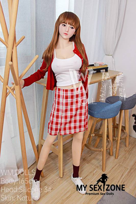 WM Doll Fay: 165CM 5FT5 D-cup Teen Japanese Sex Doll