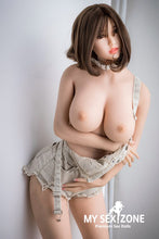Load image into Gallery viewer, WM Doll Frona: 168CM 5FT6 E-Cup Big Tits Sex Doll