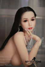 Load image into Gallery viewer, WM Doll Fumi: 163CM 5FT4 C-Cup Asian TPE Sex Doll