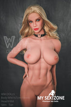 Load image into Gallery viewer, WM Doll Gaia: 167CM 5FT6 H-cup Blonde Fitness Sex Doll