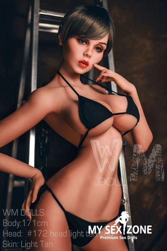 WM Doll Gwen: 171CM 5FT7 H-Cup Anime Sex Doll