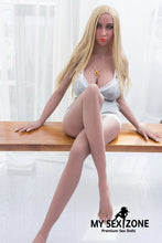 Load image into Gallery viewer, WM Doll Holly: 172CM 5FT8 G-Cup Blonde BBW Sex Doll