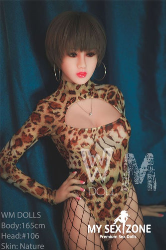 WM Doll Isla: 165CM 5FT5 D-cup Sultry Japanese Sex Doll
