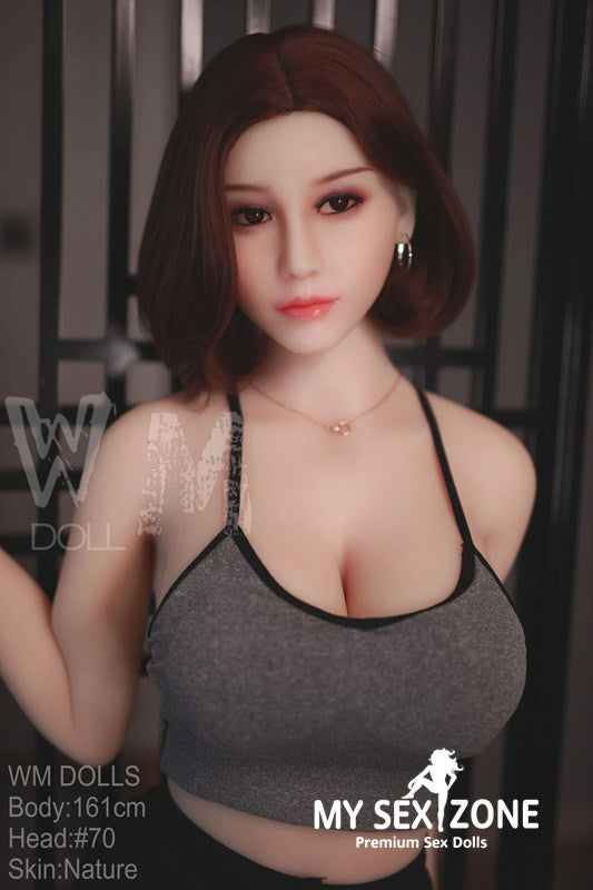 WM Doll Kali: 161CM 5FT3 G-Cup Asian TPE Sex Doll