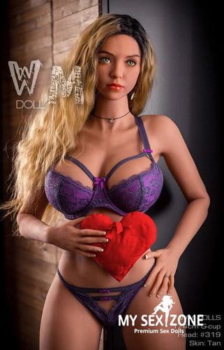 WM Doll Karlotte: 174CM 5FT9 G-Cup Curvy Blonde Sex Doll