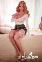 Load image into Gallery viewer, WM Doll Kathy: 167CM 5FT6 H-Cup Intellectual Blonde Sex Doll