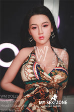 Load image into Gallery viewer, WM Doll Kay: 156CM 5FT1 H-cup Curvy Asian Sex Doll
