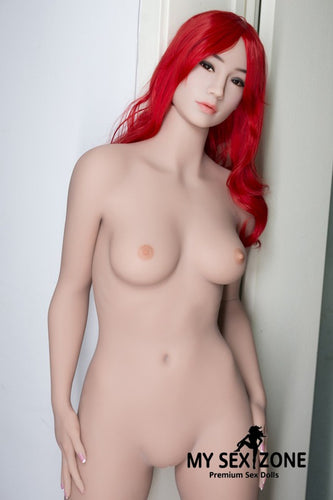 WM Doll Leanna: 162CM 5FT4 B-Cup Slim Asian  Sex Doll