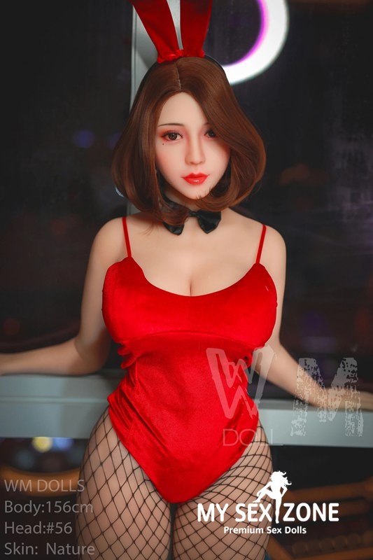 WM Doll Misa: 156CM 5FT1 H-Cup Asian TPE Sex Doll