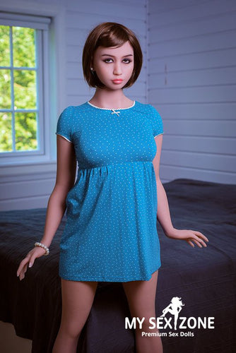 WM Doll Patty: 162CM 5FT4 B-Cup Teen Sex Doll