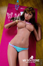 Load image into Gallery viewer, WM Doll Queena 172CM 5FT8 D-cup Sport Skinny Sex Doll