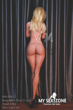 Load image into Gallery viewer, WM Doll Rakel: 170CM 5FT5 D-Cup Lifelike Blonde Sex Doll