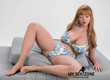 Load image into Gallery viewer, WM Doll Rhona: 158CM 5FT2 G-Cup BBW Sex Doll