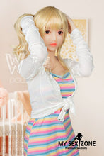 Load image into Gallery viewer, WM Doll Sara: 156CM 5FT1 C-Cup Cute Blonde Sex Doll