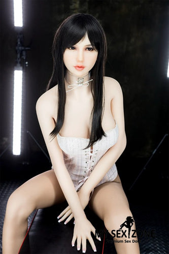 WM Doll Sharron: 163CM 5FT4 H-Cup Fair Asian Sex Doll