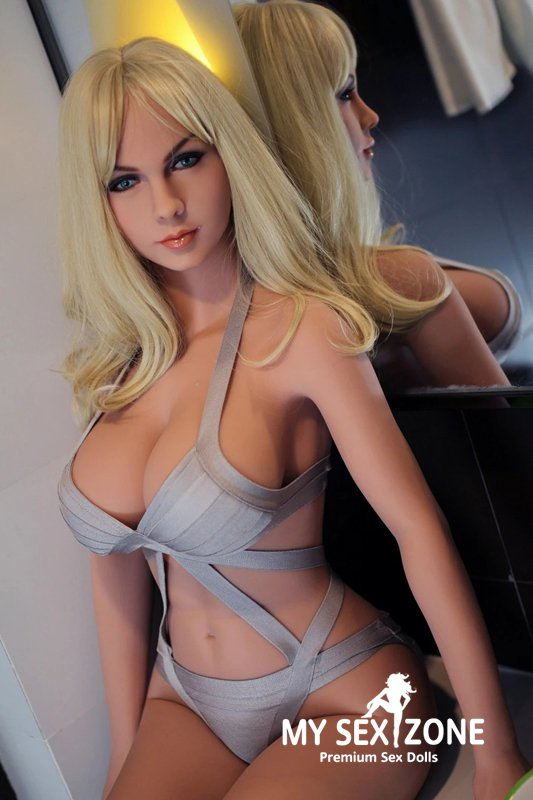 WM Doll Temple 168CM 5FT6 E-Cup Milf Blonde Sex Doll
