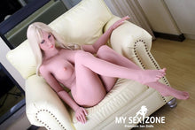 Load image into Gallery viewer, WM Doll Temple 168CM 5FT6 E-Cup Milf Blonde Sex Doll