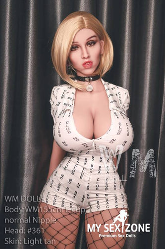 WM Doll Tillie: 155CM 5FT1 L-Cup Real Life Sex Doll