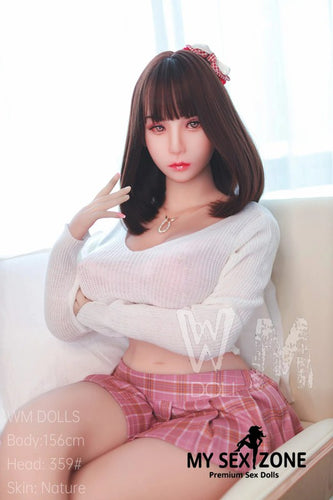 WM Doll Yei: 156CM 5FT1 H-Cup Asian Japanese Sex Doll