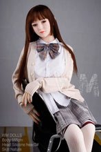 Load image into Gallery viewer, WM Doll Yori | 165CM 5FT5 D-cup Japanese School Girl Sex Doll