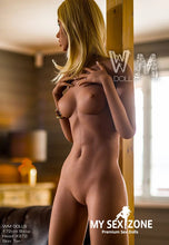 Load image into Gallery viewer, WM Doll Zona: 172CM 5FT8 B-cup Attractive Blonde Sex Doll