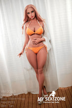 Load image into Gallery viewer, WM Doll 156CM 5FT1 H-cup BBW Blonde Sex Doll Gianna-MYSEXZONE