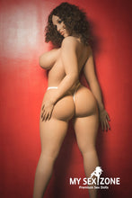 Load image into Gallery viewer, WM Doll 163CM 5FT4 H-cup BBW Sex Doll Kaylah - MYSEXZONE