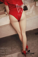 Load image into Gallery viewer, WM DOLL | 163CM 5FT4 C-cup Japanese Skinny Sex Doll Everly | MYSEXZONE