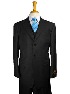 Suits For Big Guys - Suits For Big men Black