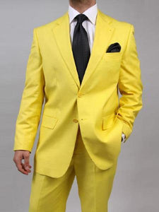 2BV Suit - Light Yellow