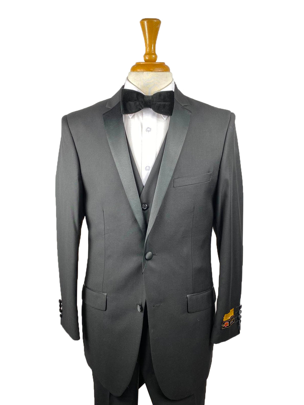 NLO-Euro-Tux	Black -  Tuxedo Wholesale  Distributors