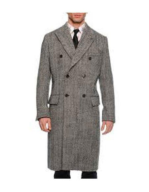DB-Coat J8104-2# Herringbone