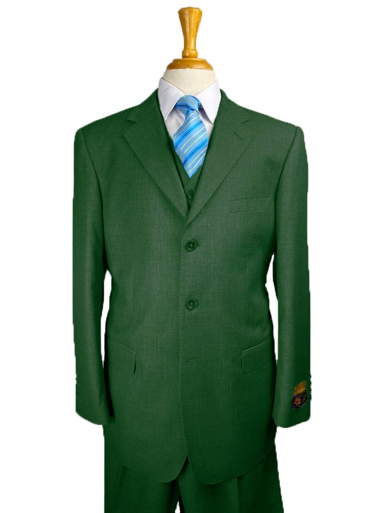Plus Size Mens Suits - Plus Size Business Suits Olive