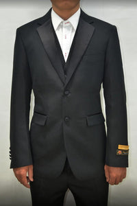 Festive-Tux Black -  Tuxedo Wholesale  Distributors - AlbertoNardoniStore