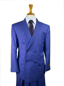 Purple - Mens Wholesale Suit