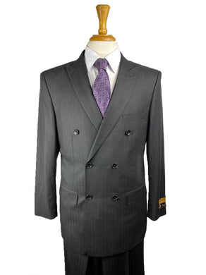 Black SS - Mens Wholesale Suit - AlbertoNardoniStore