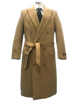 DB Coat - Camel