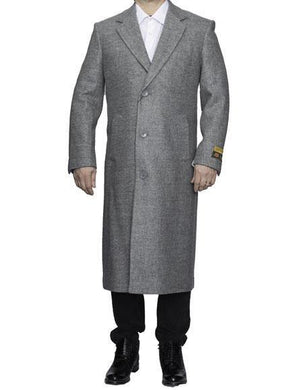 Coat-03 Light Gray