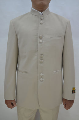 Mens Clergy Suits - Tan