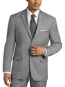 Wool-02 Modern Fit Wool Suit