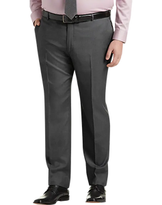 Portly Suit - Executive Slim Fit Suit