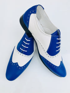 Martini-25 Royal Blue/White